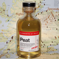 Elements of Islay Peat CS I