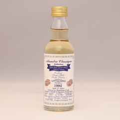 Littlemill 1992 21J. Bourbon 6M. Spanish Brandy Barrel 536 1550 IMG 0527k
